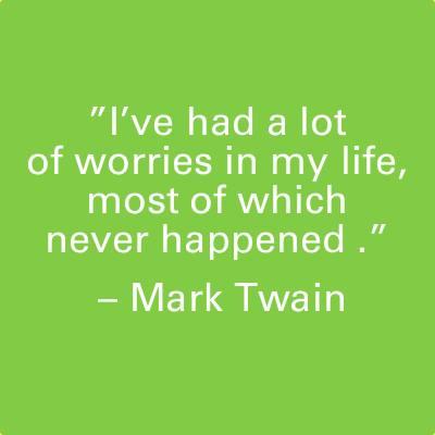 marktwain worry