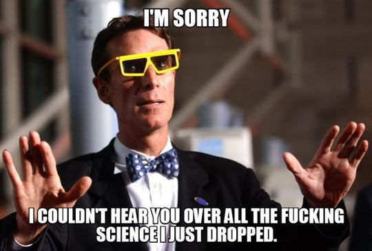 sciencedroppage